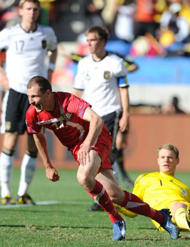 世界杯绝杀德国英雄:我将投利物浦已与红军签3年合同