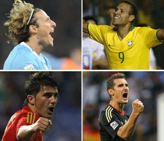 南非世界杯十佳球