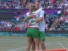 奥运网球混双 白俄罗斯组合摘得冠军