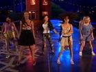 视频-伦敦奥运会开幕式表演 炫舞青春诠释潮流