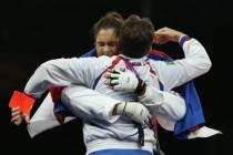 跆拳道女子+67kg级决赛