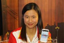 奥运冠军徐莉佳做客《冠军面对面》
