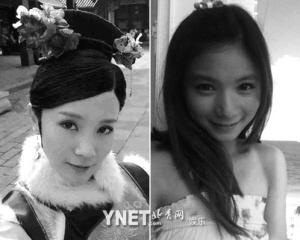 奥运娱乐明星撞脸:刘翔vs李小龙李宇春翻版(图)