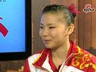 视频-《冠军面对面》何可欣 喜欢高低杠公主称号