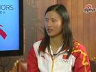 视频-《冠军面对面》访徐莉佳 拍客互动自曝缺点