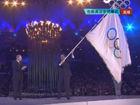 视频-伦敦奥运闭幕式 五环旗传承从伦敦到里约