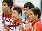 中国泳军四帅