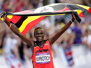 男子马拉松 乌干达选手夺金