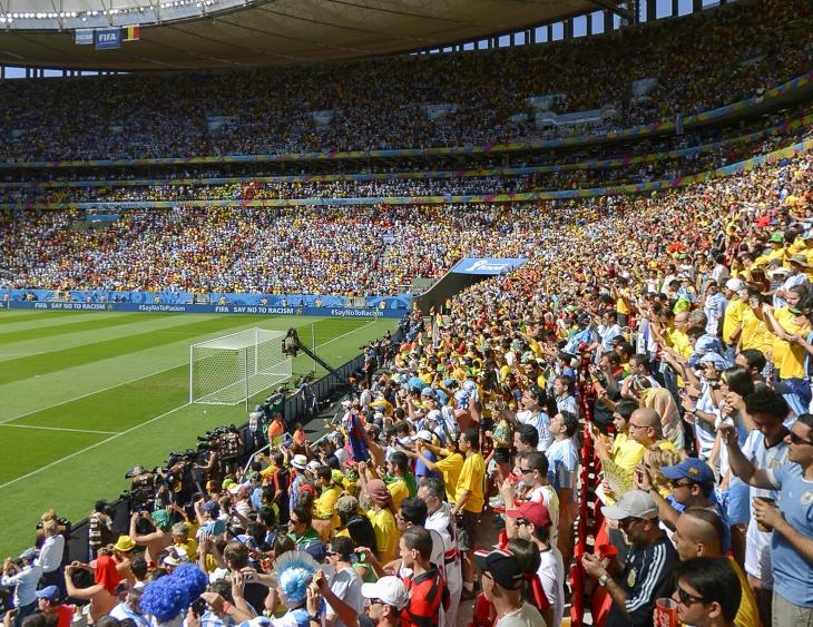 阿根廷vs比利时开赛前