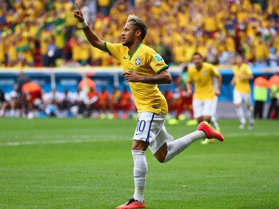 喀麦隆1-4巴西