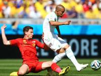 世界杯H组首轮 比利时V阿尔及利亚下