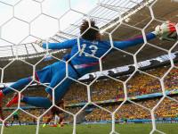 世界杯A组次轮 巴西VS墨西哥上半场
