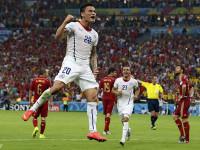 世界杯B组次轮 西班牙VS智利上半场