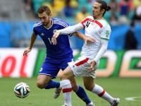 世界杯F组末轮 波黑VS伊朗上半场