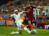世界杯H组末轮 阿尔及利亚VS俄罗斯下