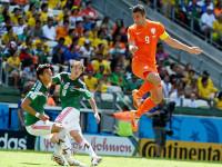世界杯1/8决赛 荷兰VS墨西哥下半场