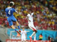 世界杯1/8决赛 哥斯达黎加VS希腊上