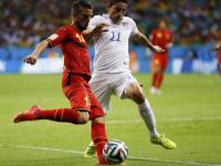世界杯1/8决赛 比利时VS美国下半场