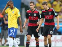 2014世界杯半决赛 巴西VS德国上半场
