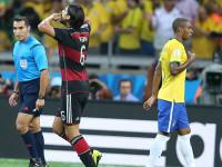 2014世界杯半决赛 巴西VS德国下半场