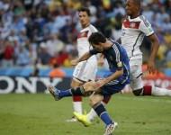 2014巴西世界杯决赛 德国V阿根廷加时赛