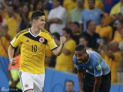世界杯第16日全进球