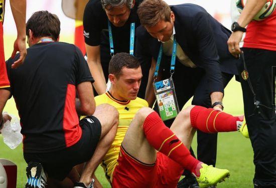 维尔马伦热身赛就受伤