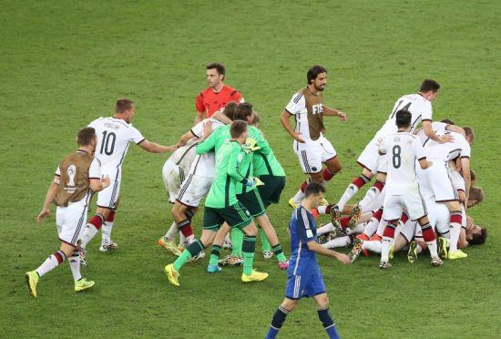 德国圆满阿根廷神伤……