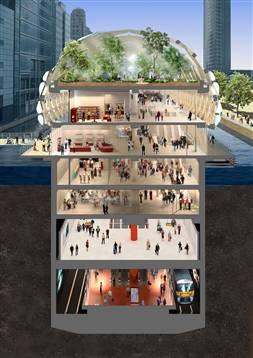 伦敦Crossrail工程