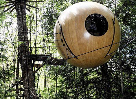 自由球体房屋