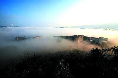重庆网友拍下七大天象奇观