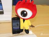 苹果浦东店内iPhone 3GS体验区