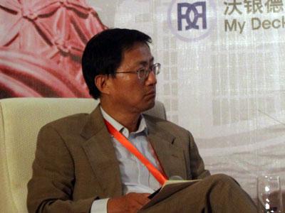 汉能投资董事总经理苏维洲