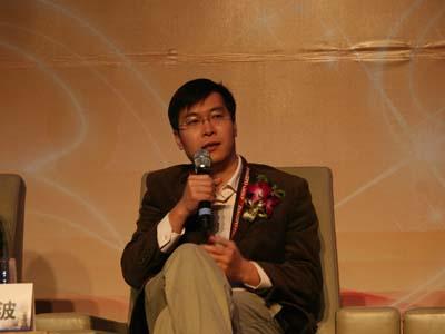 北京五八信息技术CEO姚劲波
