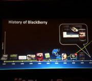 黑莓的历史