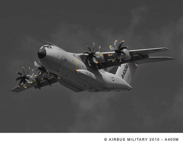 空中客车公司A400M军用运输机
