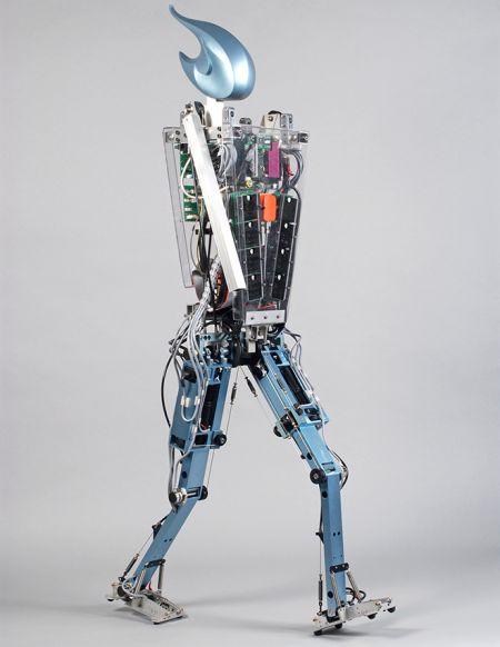 """""""火焰""""机器人"""
