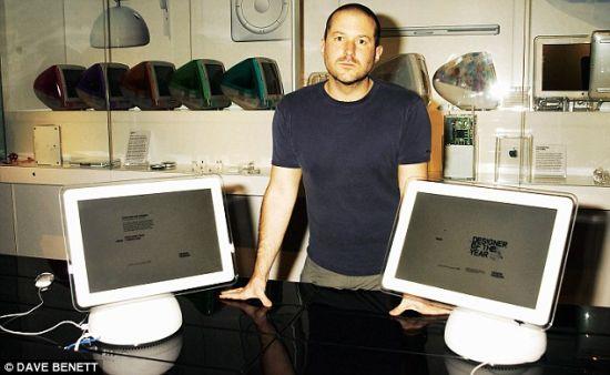 艾维和他创造的众多产品