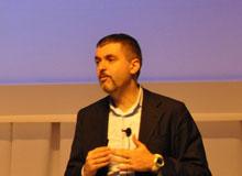 开发者和市场部门高级副总裁Marco Argenti
