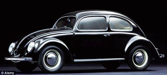上世纪30年代,奥匈帝国的贝拉-拜伦伊设计的泪珠形后置发动机汽车吸引了德国国家社会党(纳粹党)的目光