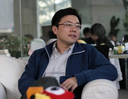 豆瓣CEO杨勃
