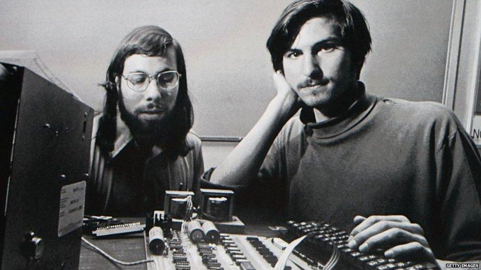 初出茅庐-乔布斯在车库创立苹果公司