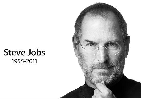 蘋果官網紀念喬布斯