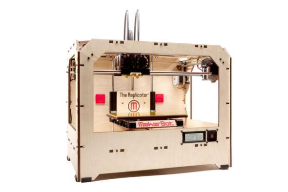 MakerBot Replicator打印机