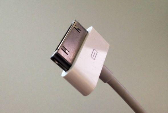 苹果将替换30针接口改用更小巧基座接口