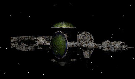 美宇航局观测卫星拍到太阳附近奇特物体 极似飞船(组图)