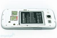 电池仓细节