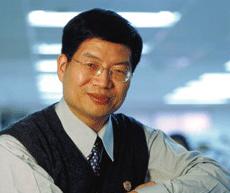华硕全球CEO 沈振来