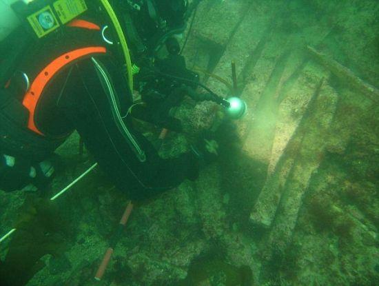 英国圣安德鲁斯大学的潜水员发现了海底世界多格兰的遗迹,堪称英国版的亚特兰蒂斯