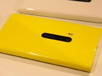 Lumia 920机身背部
